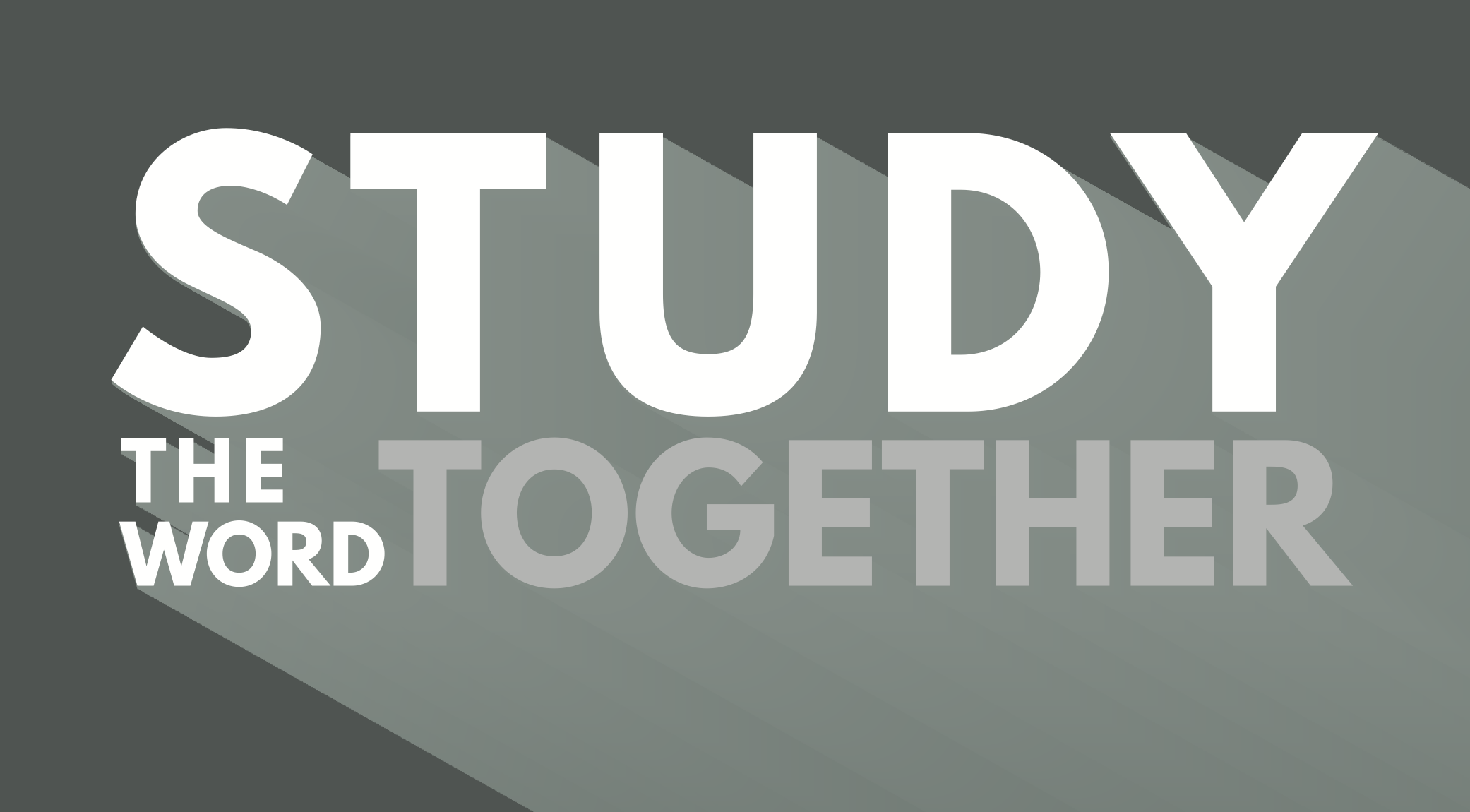Study the Word Together